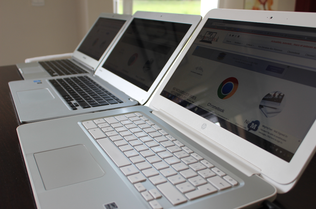 COmparasaion chromebook