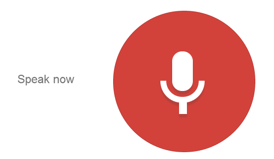 how to open google now with voice