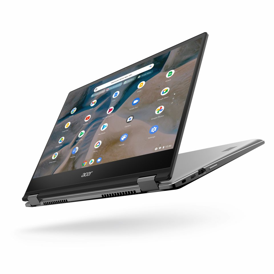 Acer Chromebook Spin 514 convertible